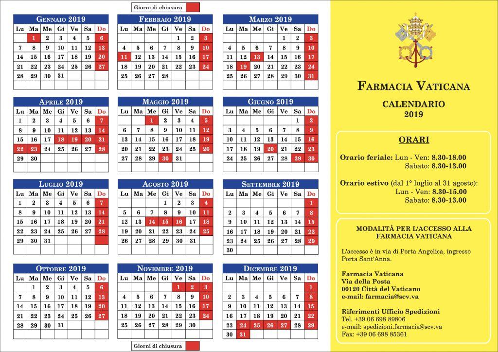 Calendario Luglio 2007.Calendario Aperture