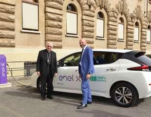 Siglato accordo tra il Governatorato e la società Enel X