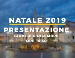 Comunicato stampa del Governatorato dello Stato della Città del Vaticano sul Natale 2019