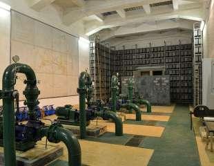 La Stazione Idrica Vaticana